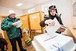 Volby 2018 v Peci pod Sněžkou