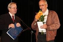 Alexandr Hemala (vlevo) a Ladislav Rygl starší.