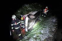 Nehoda v Bernarticích
