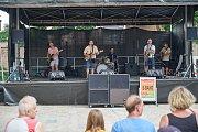 Trutnovské hudební léto: S-band