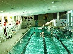Krytý bazén v Jilemnici