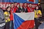 Mistrovství světa v para-ski se konalo poprvé v historii v České republice. Jeho dějištěm bylo Vrchlabí.