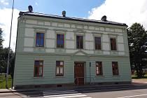 Budova, ve které sídlí trutnovští skauti ze střediska Hraničář, je nově opravená.