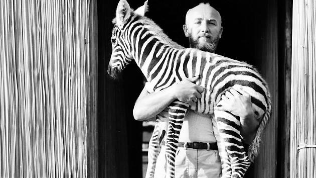 Slavný ředitel zoologické zahrady ve Dvoře Králové nad Labem Josef Vágner.