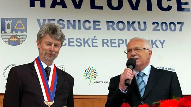 Havlovice - Vesnice roku 2007