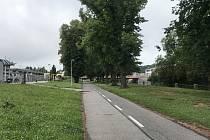 Trutnov opraví od 19. do 22. července 1,5 km dlouhý úsek cyklostezky od Nádražního mostu u soudu po dřevěnou lávku u cvičiště pro psy.