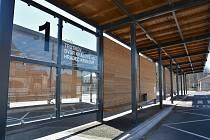 V sobotu dojde k slavnostnímu otevření nového autobusového nádraží v Hostinném.