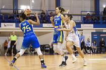 Poprvé od 15. prosince, kdy nastoupily proti ZVVZ USK Praha, byly v akci basketbalistky trutnovské Lokomotivy. Ve středu vysoko vyhrály v utkání 3. kola Českého poháru na hřišti BA Sparta Praha.