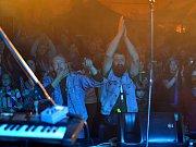 Kapela Alibi Rock na Krakonošových podvečerech