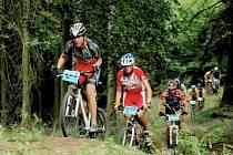 OSMNÁCTÉHO ROČNÍKU se mohou v sobotu zúčastnit všichni milovníci horských kol. Středeční pohár se rozeběhne ve Rtyni.