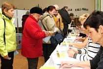 Prezidentské volby ve Vrchlabí