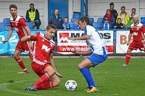 V AGRO VS Poháru nebude chybět duel Náchoda se Dvorem Králové nad Labem.