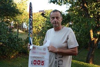 Vladimír Matějka loni závodil v Argentině, letos se chystá do Austrálie a na Nový Zéland.