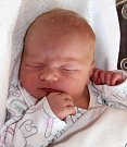 MALVÍNA ČEŇKOVÁ se narodila 10. května ve 4.01 hodin Lucii Moravcové a Vojtěchu Čeňkovi. Vážila 3,65 kilogramu a měřila 51 centimetrů. Rodina bydlí ve Dvoře Králové nad Labem.