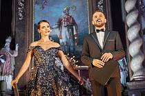 Během večera vystoupili v kostele v Horní Brusnici umělci z českých muzikálových scén. Koncertem provázeli Gabriela Lašková a Josef Mádle.