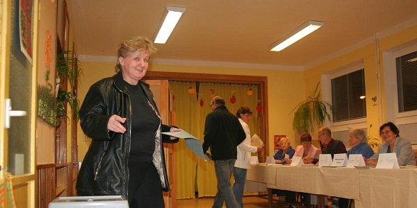 Volby na Chrudimsku