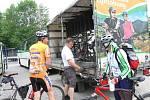 V sobotu vyjedou. Sezona cyklobusů začíná. V Krkonoších ji zahájí společným cyklovýletem z Vrchlabí přes Stezku korunami stromů a Stachelberg do Trutnova.