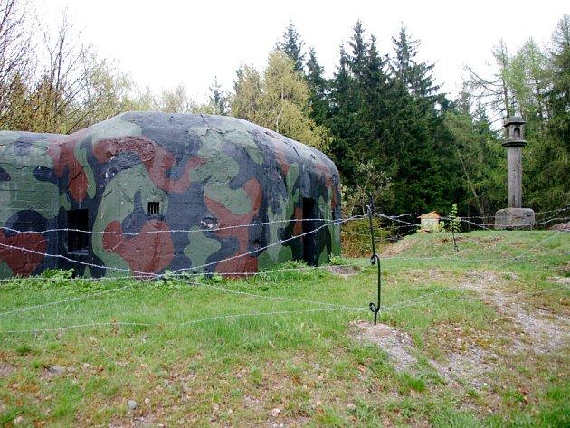 Vojenské muzeum Stachelberg