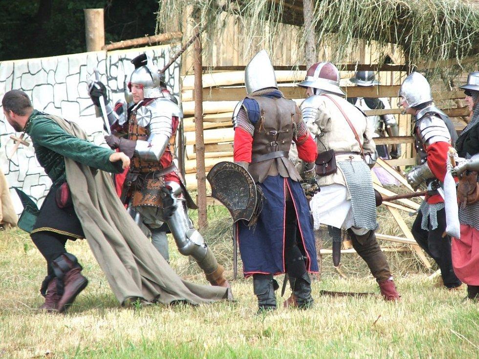 bitva o klášter