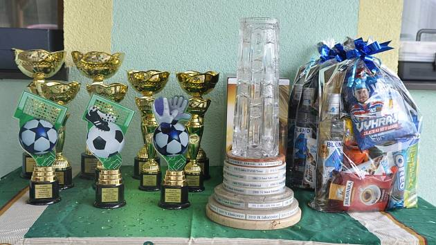 Na Lázeňském poháru je každý rok o co hrát.