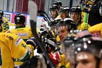 Hokejisté Dvora Králové nad Labem si doma proti čtvrtému celku tabulky pěkně zastříleli.