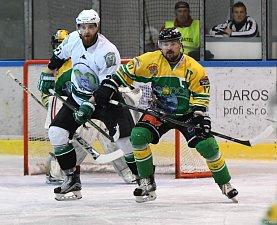 II. hokejová liga: Dvůr Králové - Bílina