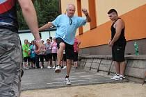 V Havlovicích se důchodci utkali v tradičních i netradičních disciplínách.