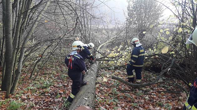 Dobrovolní hasiči mají za loňský rok na kontě téměř 70 zásahů.