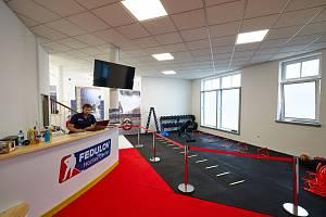 Fedulov Hockey Centrum se těší na své návštěvníky.