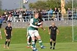 Přepeře se s fotbalovým MOL Cupem loučil těsnou porážkou od Jablonce.