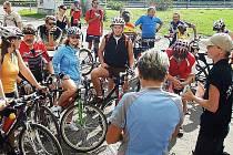 Cykloturisté mohou i letos vyrazit na cyklojízdu Grenway Jizera v okolí Českého ráje