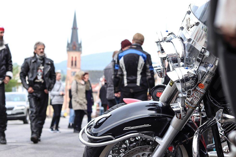 Motorkáři požehnali svým letošním jízdám.