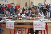 Zahájení školního roku v ZŠ Školní ve Vrchlabí.
