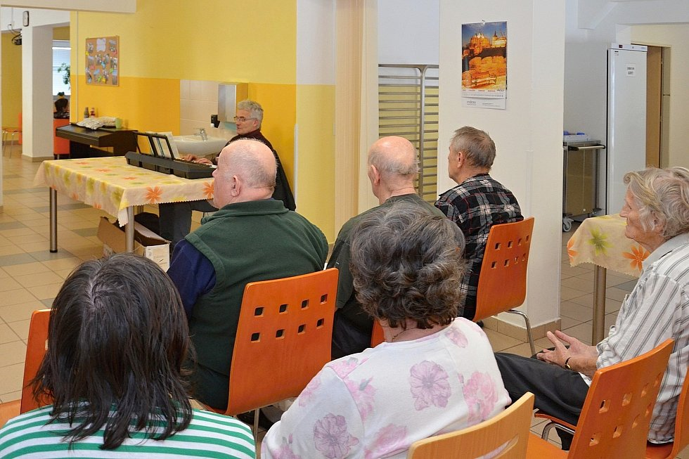 Centrum spokojeného stáří Alzheimer Care ve Svobodě nad Úpou.