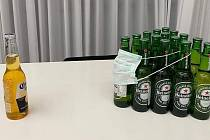 Proti mexickému pivu Corona už ostatní piva nosí také roušky! :)