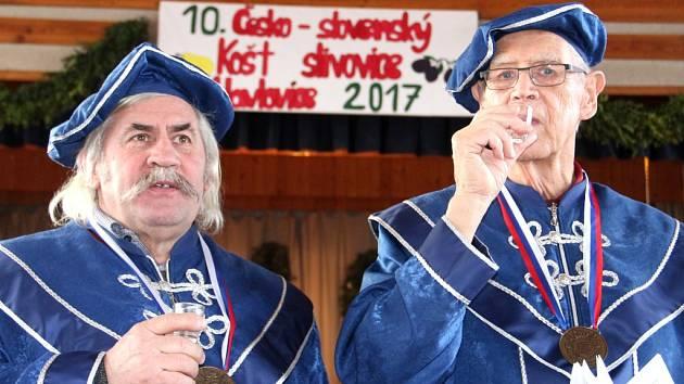 Štefan Dulík (vlevo) a Julius Forsthoffer