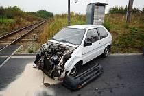 Nehoda u Přepeří