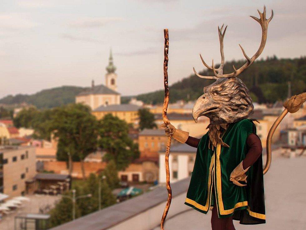 V Trutnově a Mladých Bukách oživí Rýbrcoula - ducha hor.
