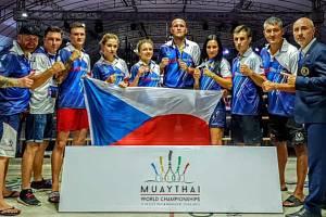 Šestadvacetiletý trutnovský thaiboxer Jakub Klauda v Bangkoku obhájil světové stříbro.