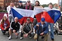 Trutnovští fanoušci v Polsku