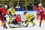 Hokejisté dvorského Rodosu doma padli s nováčkem z Nové Paky.