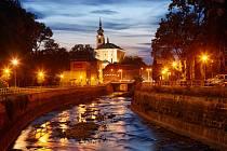 Půlnoční mše představuje silný zážitek, v trutnovském kostele se koná 24. prosince ve 24 hodin.