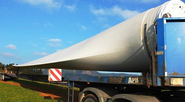 Větrná energie půjde do sítě iod Vraních hor
