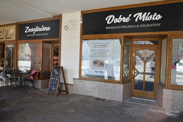 Dominik Mervart brzy otevře ve Dvoře Králové nad Labem řemeslnou pekárnu.