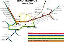 MHD Trutnov