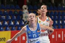 RENOMIA ŽBL basketbalistek: BK Žabiny Brno - BK Loko Trutnov 98:59.