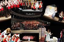 Hudební divadlo dětem zavítalo do Trutnova