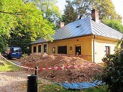 Unikátní nález archeologů v Jilemnici