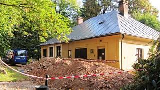 Datování stavby domu