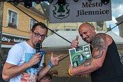 Pivní slavnosti v Jilemnici.